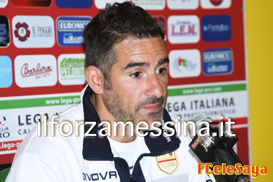 Lucarelli ConferenzaPreMe Casertana